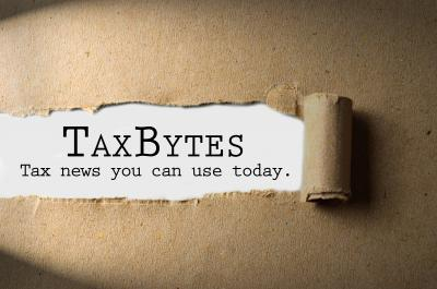 TaxByte 2016-10 | Center for Agricultural Law and Taxation