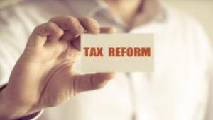 Tax reform on small card